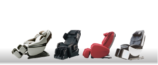 Inada Massagechair Models